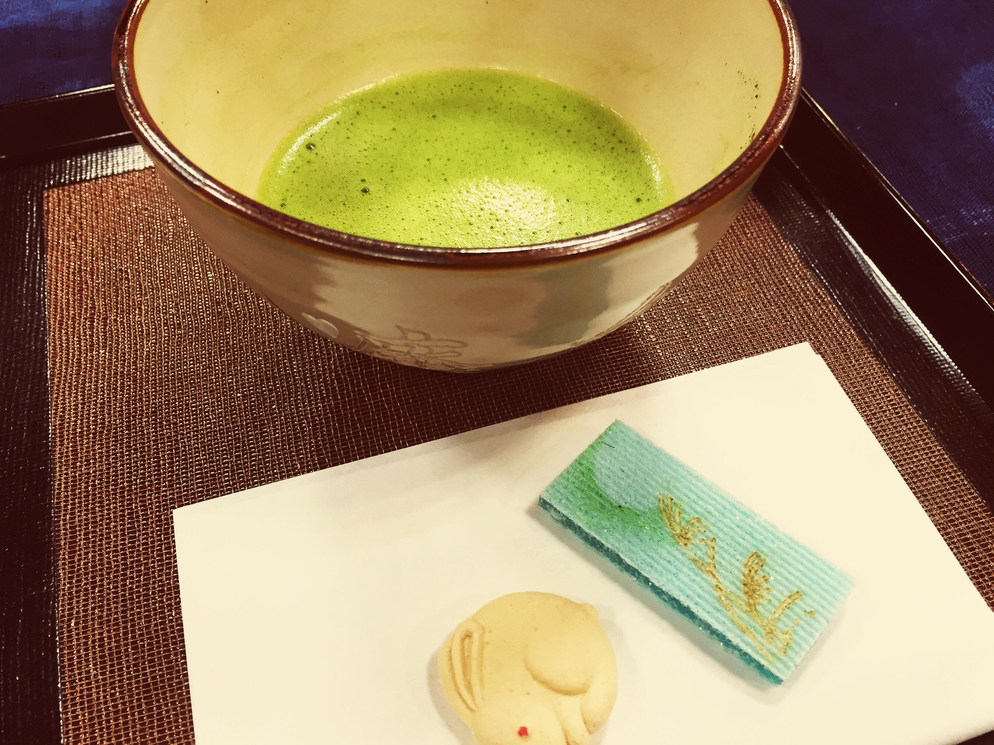 泰山 抹茶
