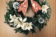 クリスマスリースについてお知らせ