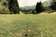 久々のゴルフ♪