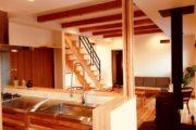 薪ストーブある藤岡の家