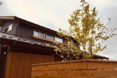 経年変化を楽しむ家