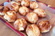 久々の焼き立てパン