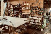 オーダーメイド家具と建具の打合せ